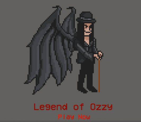 "Ozzy Osbourne lança o game ""Legend of Ozzy"""