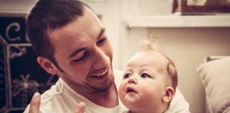 Pai roqueiro e seu filho