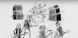 "Clipe do Pearl Jam para ""Superblood Wolfmoon"" com Tiny Concert"