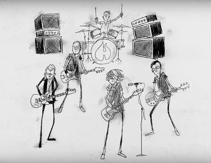 Clipe do Pearl Jam para