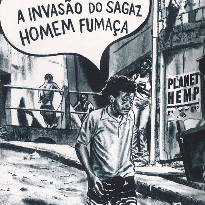 Planet Hemp - A Invasão do Sagaz Homem Fumaça