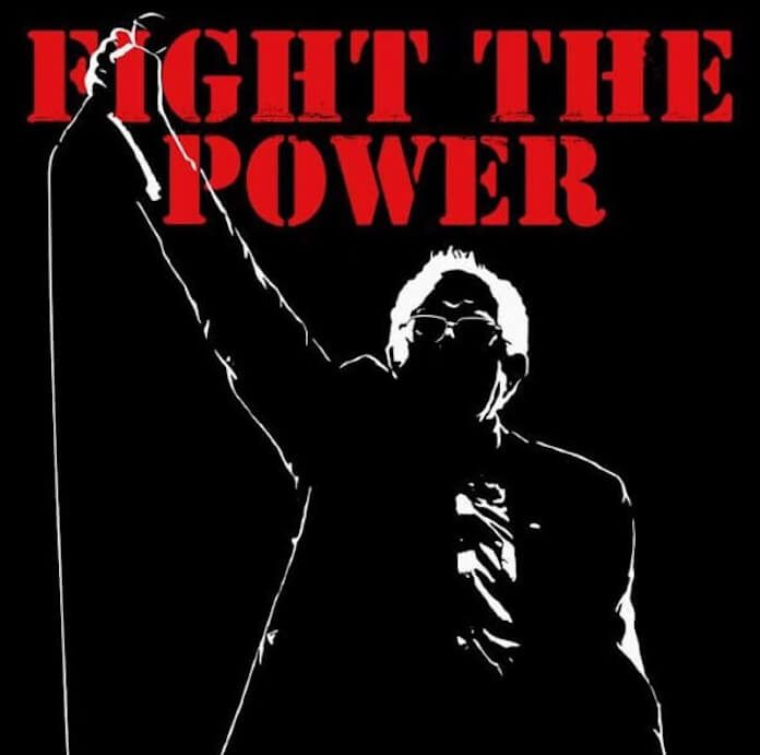 Public Enemy e Bernie Sanders (Fight the Power)