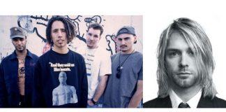 Rage Against The Machine e Kurt Cobain