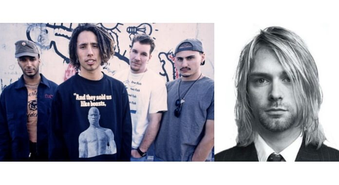 Rage Against The Machine e Kurt Cobain