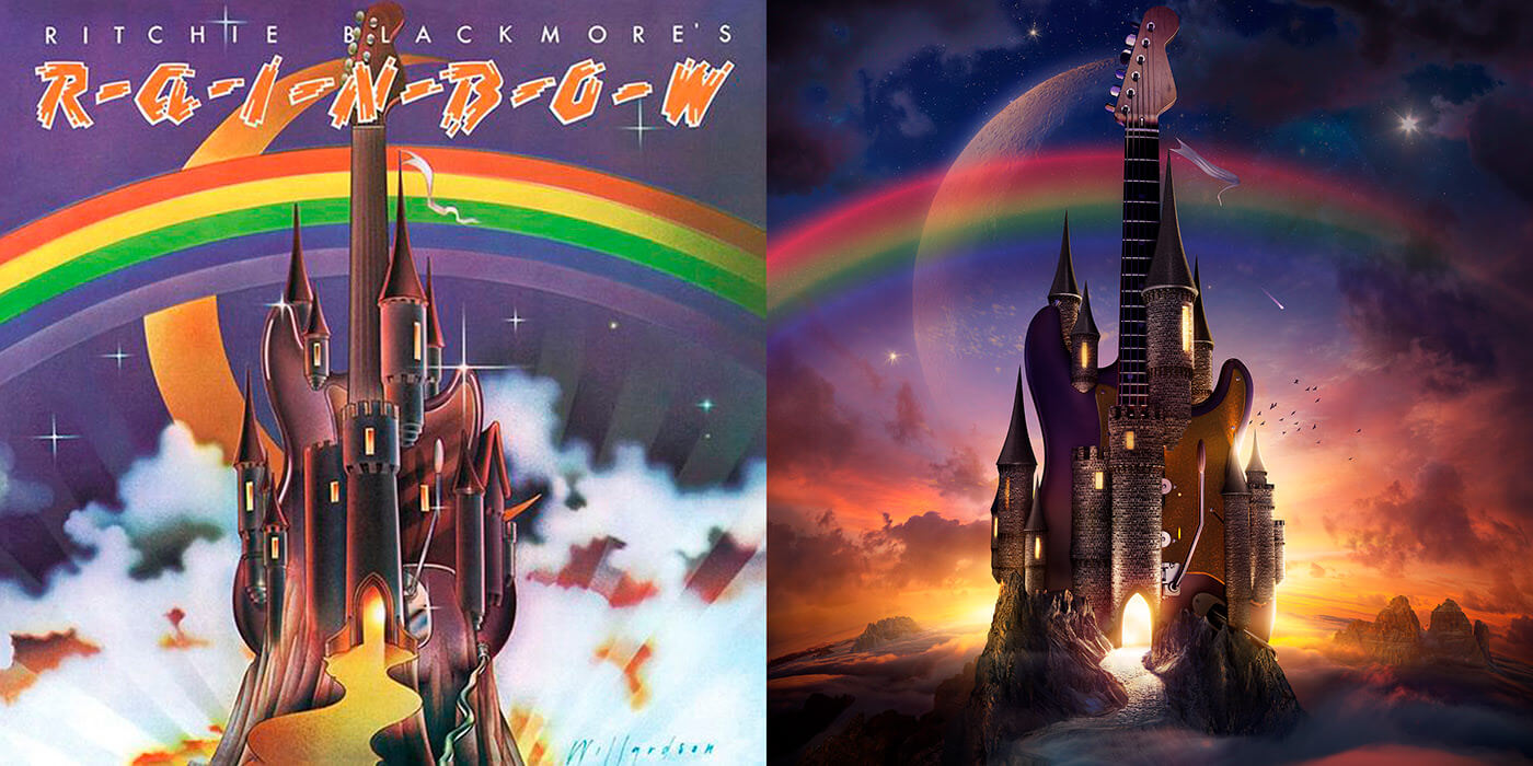 Rainbow - Ritchie Blackmore's Rainbow (Rock ReCover))