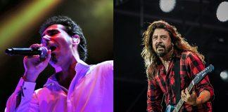 Serj Tankian e Dave Grohl
