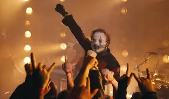 Slipknot em show na BBC