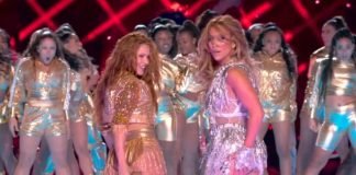 Shakira e Jennifer Lopez no Super Bowl