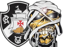 Vasco da Gama e Iron Maiden