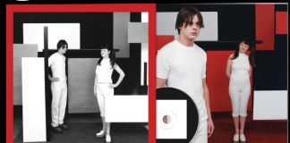 The White Stripes comemora 20 anos do disco De Stijl
