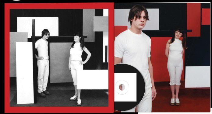 The White Stripes comemora 20 anos do disco De Stijl