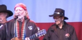 Willie Nelson e Paul English