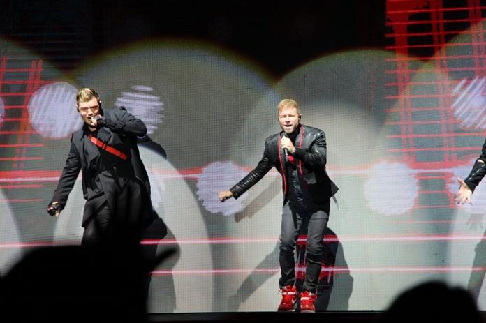 Backstreet Boys no Rio de Janeiro