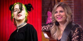 Billie Eilish e Marília Mendonça (1)