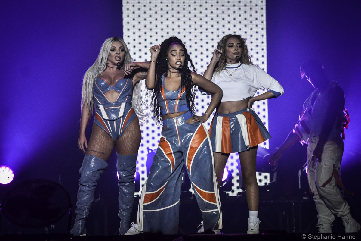 Little Mix no Festival GRLS