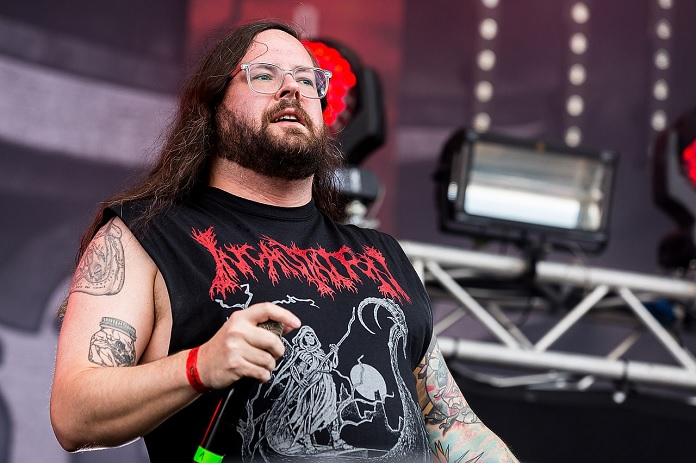 Trevor Strnad The Black Dahlia Murder