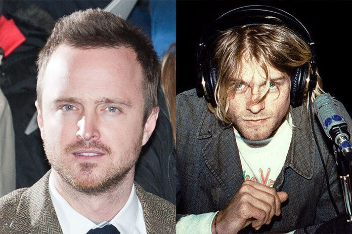 Aaron Paul e Kurt Cobain