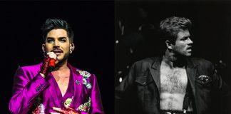Adam Lambert e George Michael