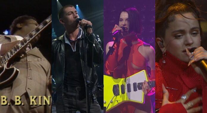 B.B. King, Arctic Monkeys, St. Vincent, Rosalía no Austin City Limits