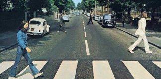 "Capa de ""Abbey Road"" em tempos de isolamento"