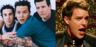 blink-182 e The Killers