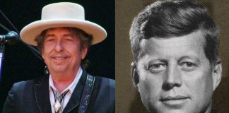 Bob Dylan e JFK