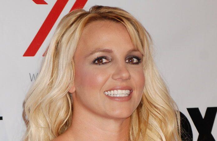 Britney Spears em 2012