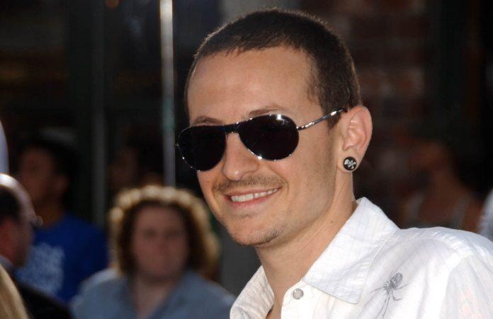 Chester Bennington em 2007