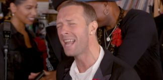 Coldplay no Tiny Desk