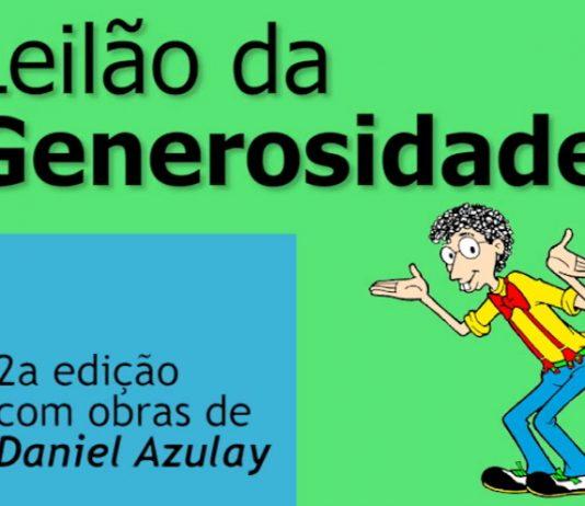 Leilão de itens pessoais de Daniel Azulay