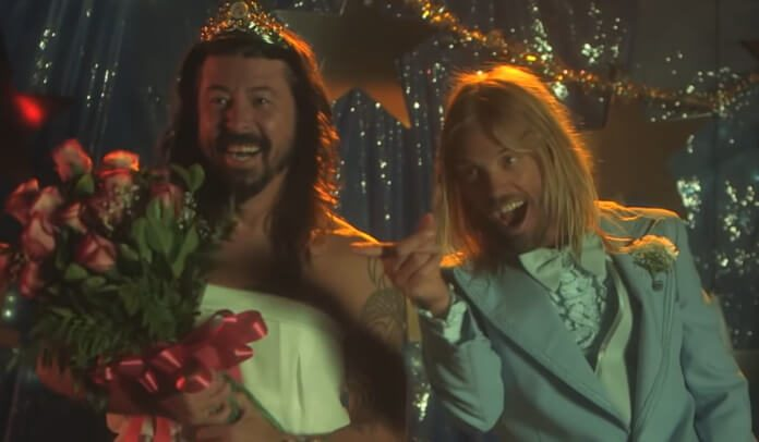 Dave Grohl, Taylor Hawkins (Foo Fighters)