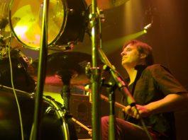 Dave Lombardo, do Slayer