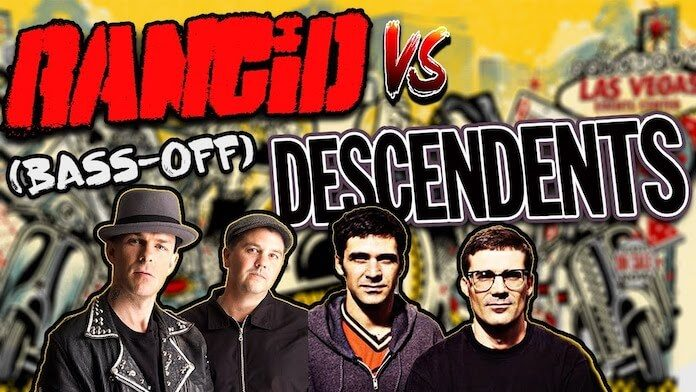 Descendents vs. Rancid