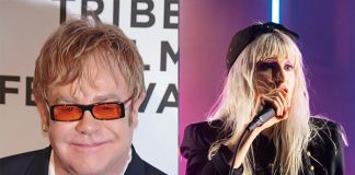 Elton John e Hayley Williams