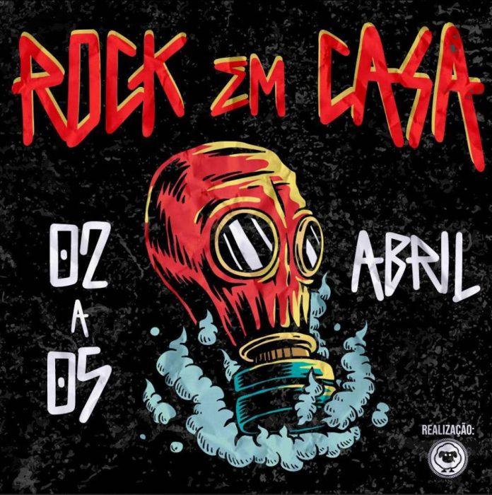 Rock em casa: festival traz bandas brasileiras independentes em shows online