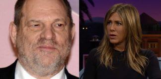 Harvey Weinstein e Jennifer Aniston