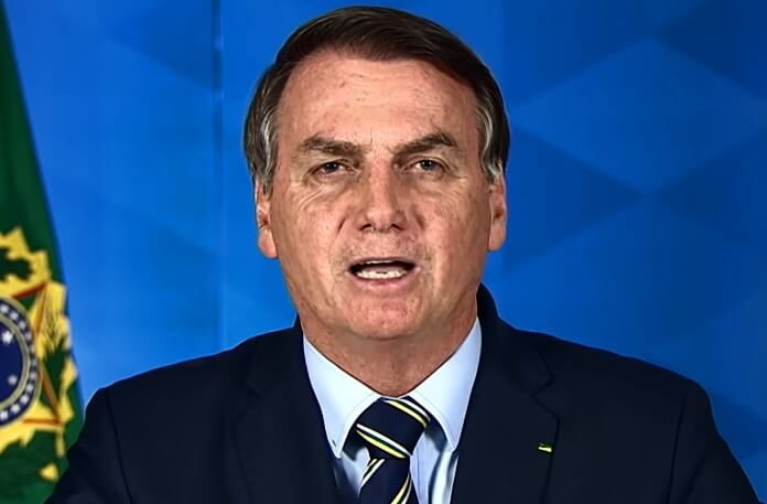 Pronunciamento de Jair Bolsonaro
