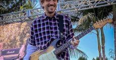 John Frusciante com o RHCP em 2020