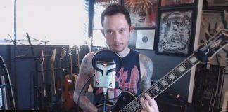 Matt Heafy (Trivium) na Twitch