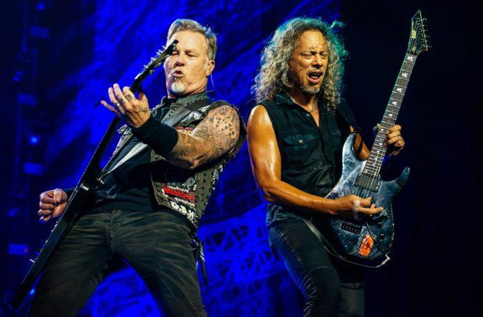 Metallica em Moscou, 2010