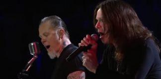 Metallica e Ozzy Osbourne