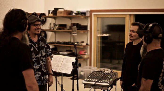 Mr. Bungle em estúdio