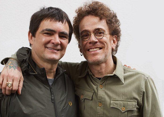 Nando Reis e Samuel Rosa