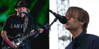 Neil Young e Ben Gibbard