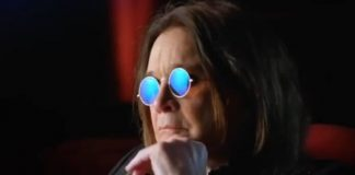 Ozzy Osbourne no clipe de Ordinary Man