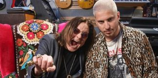 Ozzy Osbourne e Andrew Watt