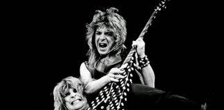 Ozzy Osbourne e Randy Rhoads