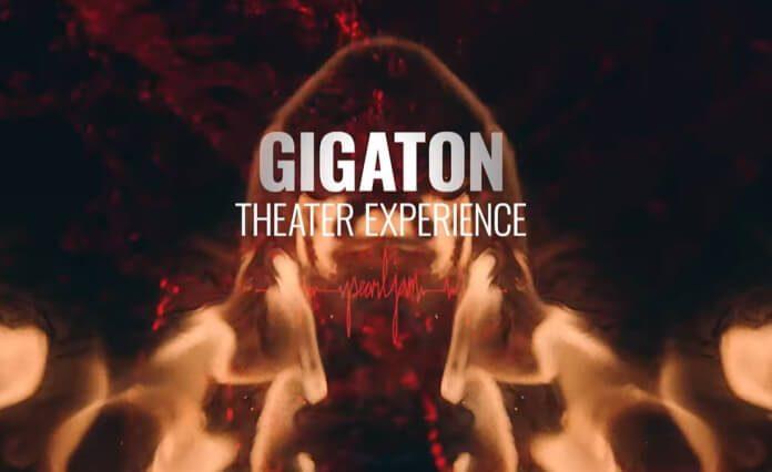 Pearl Jam e Gigaton nos cinemas