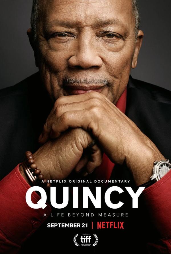 Quincy, documentário da Netflix