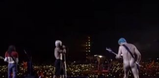 Red Hot Chili Peppers no Woodstock '99